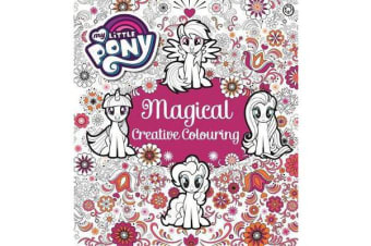My Little Pony - My Little Pony Magical Creative Colouring