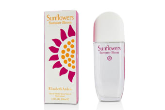 Elizabeth Arden Sunflowers Summer Bloom Eau De Toilette Spray 100ml
