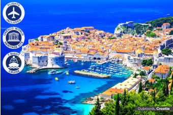 CROATIA & GREECE: 19 Day Croatia Tour and Greek Island Cruise Including Flights For Two