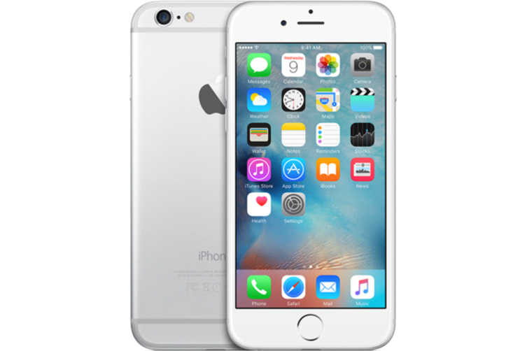 iPhone 6 - Silver 16GB - Refurbished Average Condition