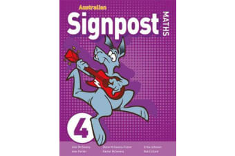 Australian Signpost Maths 4 Student Activity Book