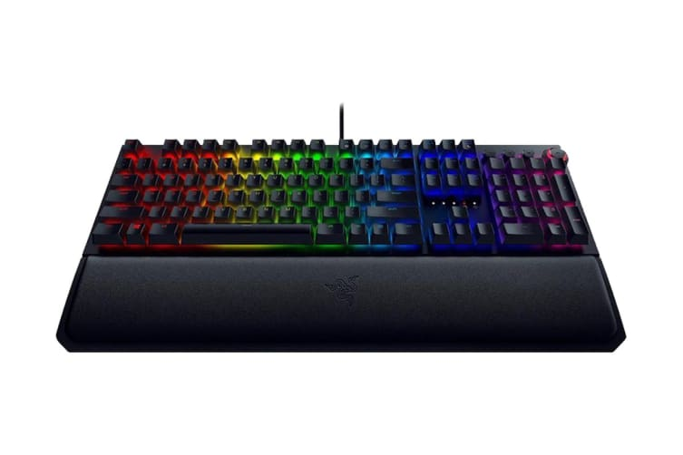 Razer BlackWidow Elite Mechanical Gaming Keyboard (Yellow Switch)