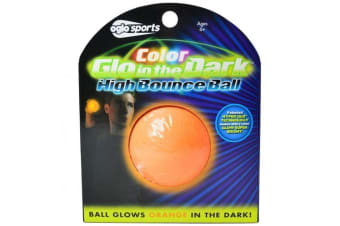 Oglo High Bounce Ball - Glow in the Dark