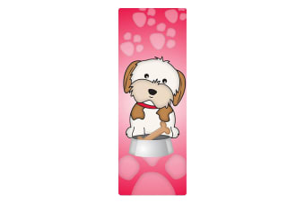 Foufou Dog Bookmark (Lhasa Apso Puppy)