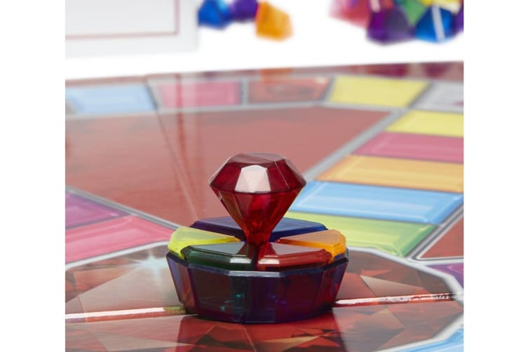Hasbro Trivial Pursuit 40th Anniversary Ruby Edition
