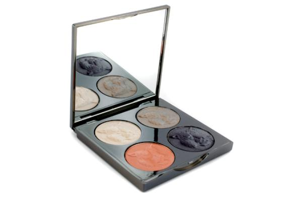Chantecaille Tiger In The Wild Palette: 1x Base Color, 1x Eye Color, 1x Cheek Color, 1x Eye Definer (10g/0.35oz)