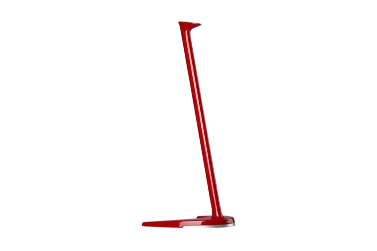 Edifier E25, E25HD & E235 Compatible Speaker Stands - Red (SS01C)