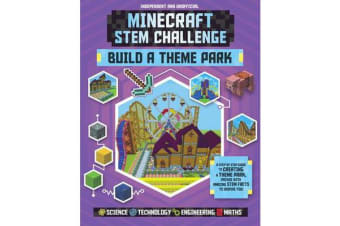 Minecraft STEM Challenge - Build a Theme Park