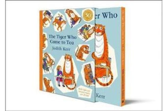 The Tiger Who Came to Tea Gift Edition