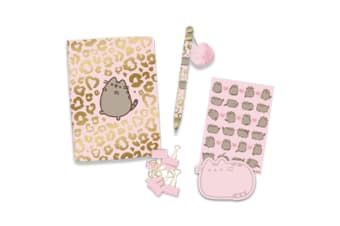 Gund Pusheen Wild Side Stationery Set