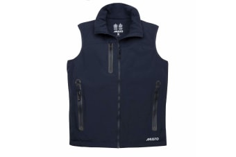 Musto Mens Corsica II Waterproof Gilet (True Navy)