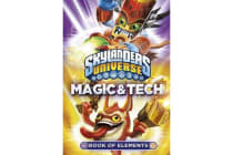 Skylanders Book of Elements - Magic and Tech