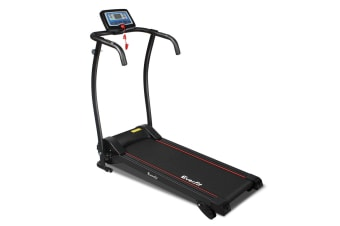 Treadmill with 12 Pre-set Training Programs