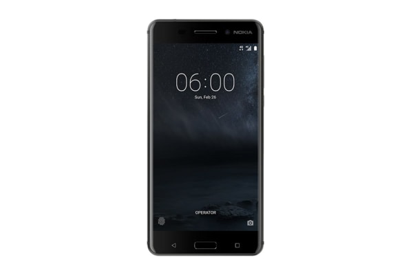 Nokia 6 (64GB, Black)