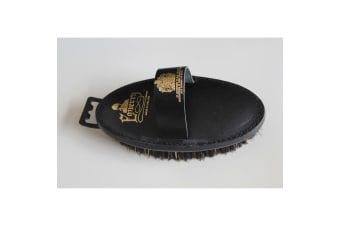 Equerry Mexican Fibre Leather Body Brush (May Vary)
