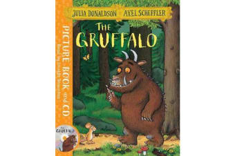 The Gruffalo - Book and CD Pack