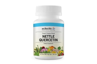 eclectic institute - Nettle Quercetin, fresh freeze dried
