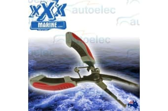 XXX MARINE STAINLESS SPLIT RING PLIERS HOOK REMOVAL BOAT TACKLE FISHING NEW FT3