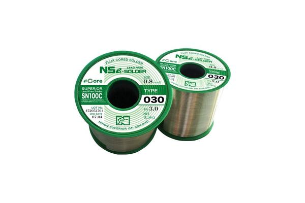 Nihon Superior 0.8Mm Lead Free Solder 500G