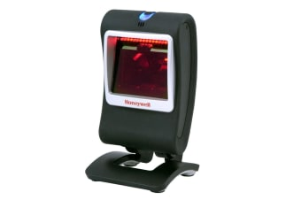 Honeywell Barcode Scanner Genesis 7580G 2D USB Laser Scan Bar Code Reader Black
