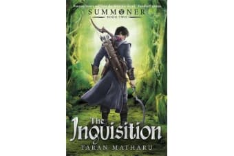 Summoner: The Inquisition - Book 2