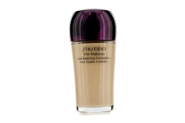 Shiseido The Makeup Dual Balancing Foundation N - O20 Natural Light Ochre (30ml/1oz)