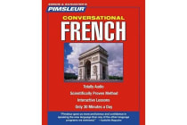 Pimsleur French Conversational Course - Level 1 Lessons 1-16 CD - Learn to Speak and Understand French with Pimsleur Language Programs