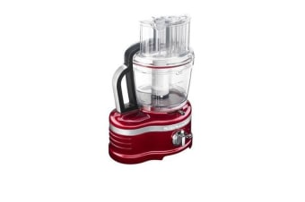 KitchenAid Pro Line Food Processor Candy Apple Red