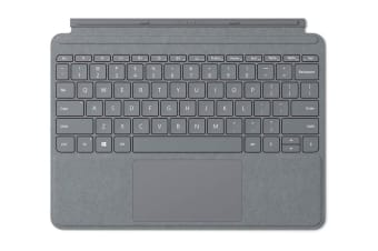 Microsoft Surface Go Signature Type Cover (Platinum)