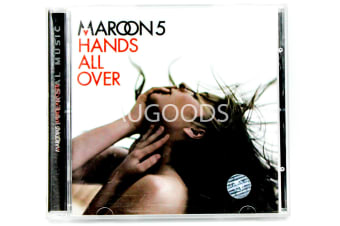 Maroon 5 ‎– Hands All Over BRAND NEW SEALED MUSIC ALBUM CD - AU STOCK