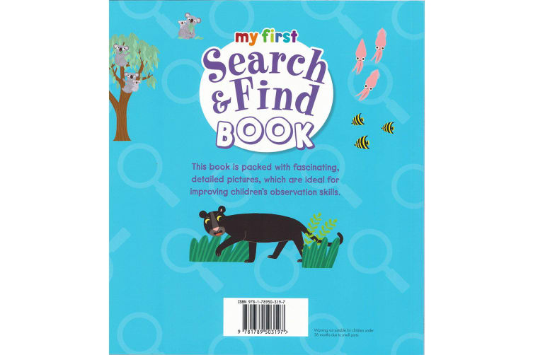 My First Search-and-Find Book