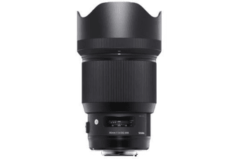 New Sigma 85mm F1.4 DG HSM (Canon) (FREE DELIVERY + 1 YEAR AU WARRANTY)