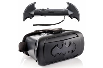 VRSE Batman VR Entertainment System