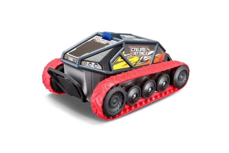 Maisto Tech Cyklone Attack Stunt Series w/ RC Toy/Lights Assorted Colours 5y+