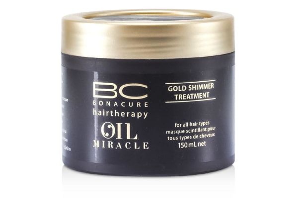 Schwarzkopf BC Oil Miracle Gold Shimmer Treatment (For All Hair Types) (150ml/5oz)