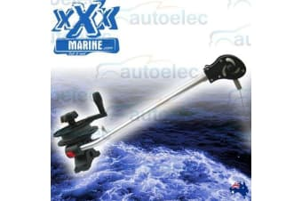 XXX MARINE MANUAL DOWNRIGGER TOURNAMENT SERIES FISHING GAME BOAT MOUNT RHPMDR