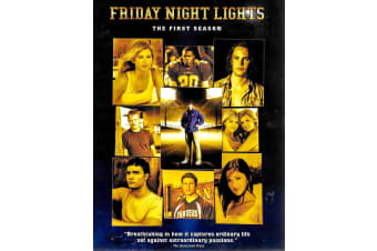 Friday Night Lights The First Season - Series Region 1 DVD Preowned: Excellent Condition