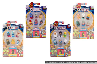 Ooshies Marvel 7 Pack (Assorted)