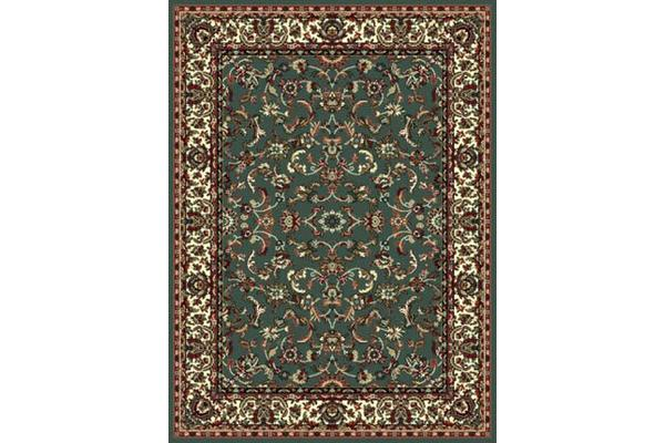 Traditional All over Pattern Rug Green 230x160cm