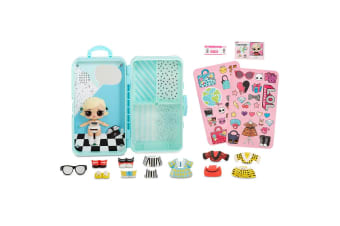 LOL Surprise 15+ Surprises As If Baby Style Suitcase Dress Up Doll/Accessory 6y+