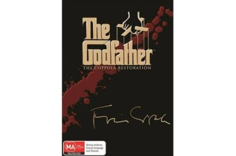 The Godfather Trilogy : The Coppola Restoration