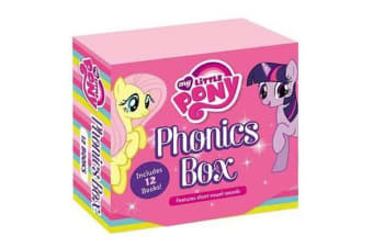 My Little Pony - Phonics Box