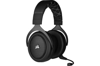 Corsair HS70 PRO Wireless Headset Head-band Carbon