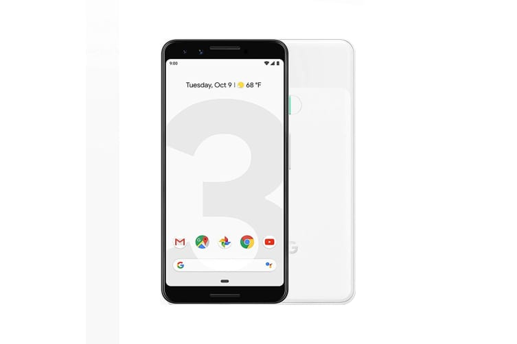 Google Pixel 3 XL 64GB Clearly White - Refurbished Good Grade