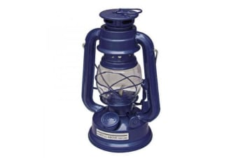 "Kookaburra Hurricane Lamp Navy Medium 9"" (229mm)"