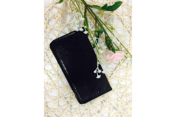 Pu Leather Wallet Case With Credit Card Pockets Id Card Slot Holder For Iphone 6 6S