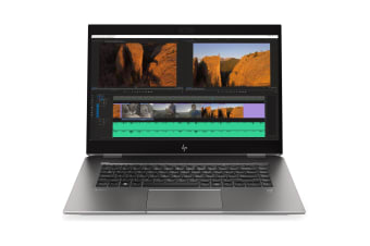 "HP Zbook Studio G5 Mobile Workstaion 15.6"" FHD IPS Intel i7-9850H 16GB 512GB PCIe NVMe M.2 SSD"