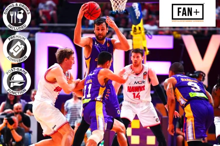 SYDNEY: Sydney Kings VIP Experience for Two