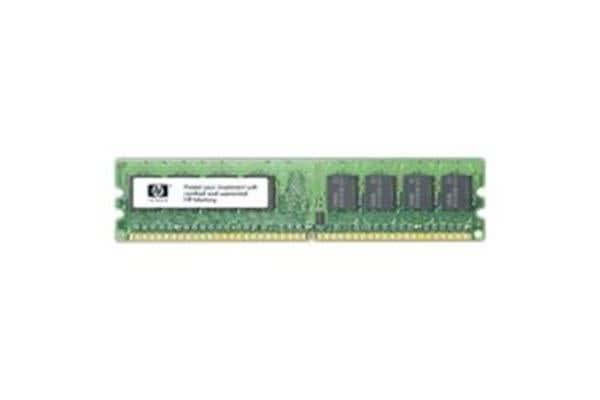 HP 2Gb PC3-10600E 1333Mhz ECC UB DR x8 CAS-9 (1x2Gb) Memory Kit - Intel
