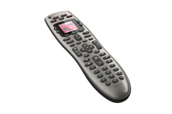 Logitech Harmony 650 remote control Universal Press buttons